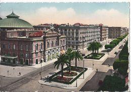 Bari - Corso Cavour - Teatro Petruzzelli - H3623 - Bari
