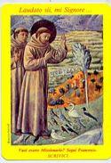Calendarietto - Missionari Cappuccini In Amazzonia - Assisi 1992 - Calendari