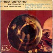 FREED GERARD - 45 Toeren - Maxi-Single