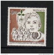 Monaco Timbres De 1985  Neufs** N°1478 - Ungebraucht