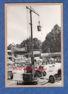 Photo Ancienne - à Situer - Saint Dizier ?- Foire - Stand De La Maison VURPILLOT - Engin De Travaux - Grue Faucheux - Métiers