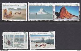 Australian Antarctic Territory  ASC 62-66 1984 Antarctic Scenes 1 MNH - Unused Stamps