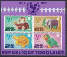 °°° TOGO - Y&T N°57 BF - 1971 MNH °°° - Togo (1960-...)