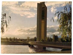 (60) Australia - ACT - Canberra  National Carillon - Software