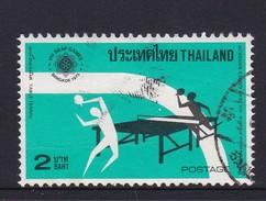 Thailand SG 879 1975 South East Asia Peninsula Games 2 Bath,table Tennis Used - Tailandia