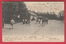 Partie De Balle-Pelote Au Camp De Brasschaet - 1903 ( Voir Verso ) - Cartes Postales