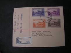 Norfolk  R - Cv. 1947 - Ile Norfolk