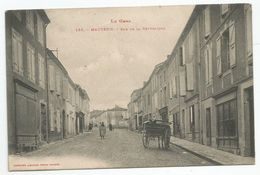 MAUVEZIN : RUE DE LA REPUBLIQUE - Francia