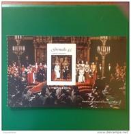 Grenada Coronation Commemorative - Grenade (1974-...)