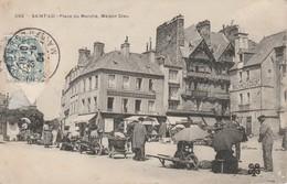50 - SAINT LO - Place Du Marché, Maison Dieu - Saint Lo