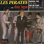 """Les Pirates  """"  Madison Time  """" - Vinyl Records"""