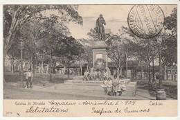 Caracas * Estatua De Miranda - Venezuela