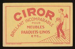 Buvard - CIROR - Pour Meubles, Parquets, Linos - Buvards, Protège-cahiers Illustrés