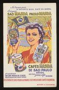 Buvard - CAFE MASDA - Buvards, Protège-cahiers Illustrés