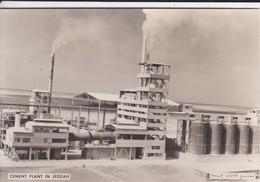 SAUDI ARABIA--RARE---cement Plant In Jeddah--munistry Of Information--carte Photo--voir 2 Scans - Arabie Saoudite