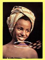 CPSM Sourire D' Afrique - Photo Trichet  Animée - Cartes Postales