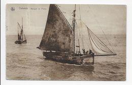 Ostende - Barques De Peche - Oostende
