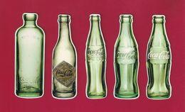 Magnet  Coca-cola. Série De 5. - Publicitaires