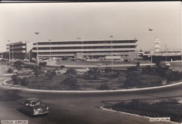 SAUDI ARABIA--RARE--jeddah Airport--munistry Of Information--carte Photo--voir 2 Scans - Saudi-Arabien
