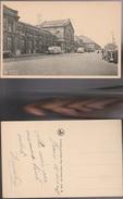 13097) BELGIO BELGIQUE CHARLEROI LA GARE VIAGGIATA MA 1949 - Charleroi