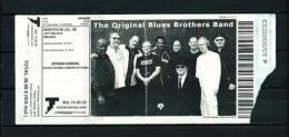 BLUES BROTHERS BAND  (2008) - Concert Tickets