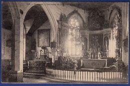 29 HUELGOAT Intérieur De La Chapelle Des Cieux - Huelgoat