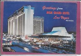 GREETINGS FROM MGM GRAND HOTEL LAS VEGAS - Las Vegas