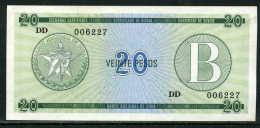 47-Cuba Billet De 20 Pesos 1985 DD Série B - Cuba