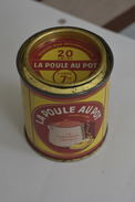 Boite En Fer La Poule Au Pot - Dozen