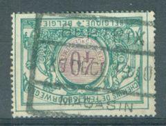 "BELGIE - OBP  TR 34 - Cachet  ""BERTRIX - MAGASIN"" - (ref. 13.905) - 1895-1913"