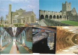 4145n: 5 AKs Kilkenny Castle, Ungelaufen - Kilkenny