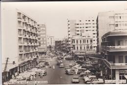 SAUDI ARABIA--RARE---king Abd Al-aziz Street In Jeddah---munistry Of Information--carte Photo--voir 2 Scans - Arabie Saoudite