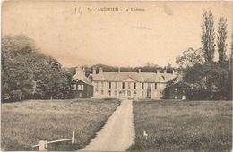 Audrieu Le Chateau - France