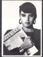 CARTE ANNONCANT LA PARUTION DU N°1 DE COSMETIQUE LE 22 SEPT 86 - Magazines