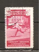 España/Spain-(usado) - Edifil  710 - Yvert  Urgente 16 (o) - Correo Urgente
