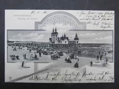 AK SWINEMÜNDE 1902 /// D*26388 - Pommern