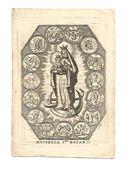 Z139. THERESIA PETRONELLA CARDON  - BEGIJNTJE In Het NIEUW CONVENT, In Het GROOT-HOF Te GENT - GENT 1790 /1841 - Images Religieuses