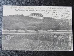 AK STETTELDORF Am Wagram B. Korneuburg 1916 /// D*26396 - Korneuburg