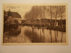 Carte Postale - LE DECHAUX (39) - Le Moulin (1486) - Autres Communes