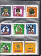 Images Malabar Chewing Gum - Série Yu-Gi-Oh - 39 Images + Doubles TBE - Other