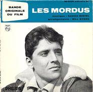 "B-O-F  Sacha Distel  ""  Les Mordus  "" - Filmmusik"