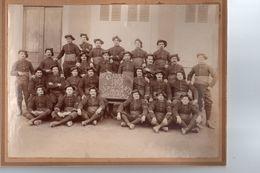 """""""CLASSE 1909 .LES ENFANTS DU MIDI DANS LES ALPES ET SAVOIE-193  LA FUITE -"""" CHASSEURS ALPINS - Guerre, Militaire"""