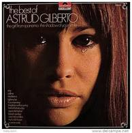 * LP *  THE BEST OF ASTRUD GILBERTO (Holland 1982 On Verve Ex-!!!) - Jazz