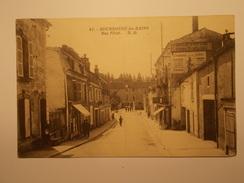 Carte Postale - BOURBONNE LES BAINS (52) -  Rue Férat (1496) - Bourbonne Les Bains