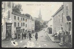 XERTIGNY Rare Grande Rue () Vosges (88) - Xertigny