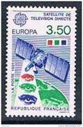 Timbre France 1991 Yt N°2697 Satellite De Télévision Directe Europa - Nuevos