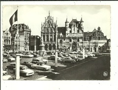 Malines Mechelen Grote Markt  Old Timer - Malines