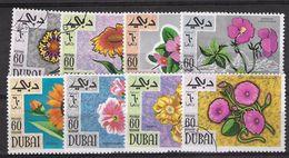 EDY 520 - DUBAI   , Otto  Valori Usati  FIORI - Dubai