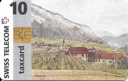 Swiss Telecom: CP02 Yorne - Ohne CHF GM2 - Schweiz