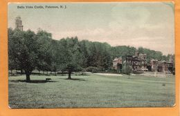 Paterson NJ 1909 Postcard - Paterson